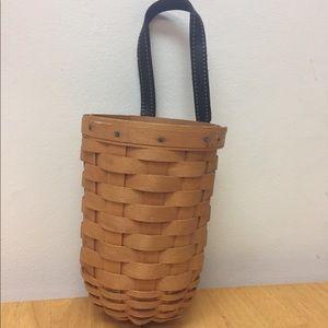 Longaberger Small Gatehouse Basket